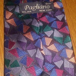 Vintage Pagliano NY silk tie